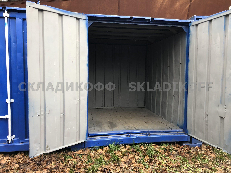 склад-контейнер в Свиблово