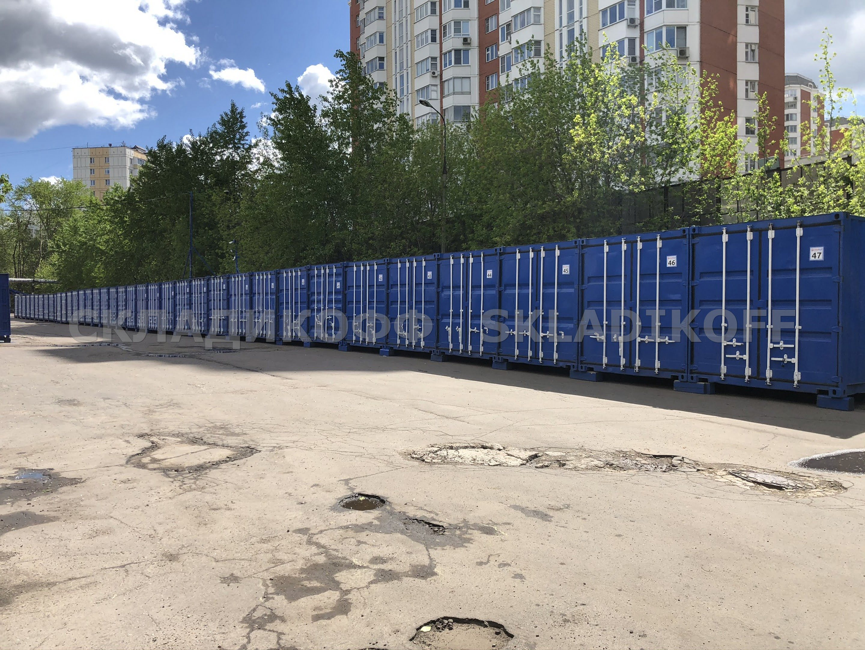 Odesskaya 15 m²