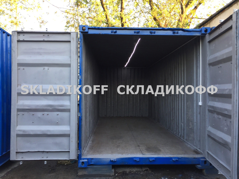склад-контейнер в Печатниках