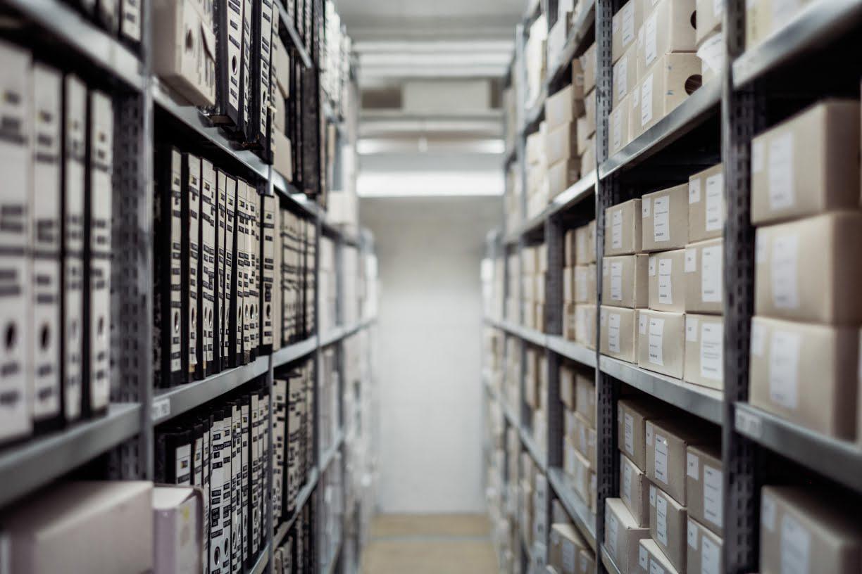 склад для хранения документов
