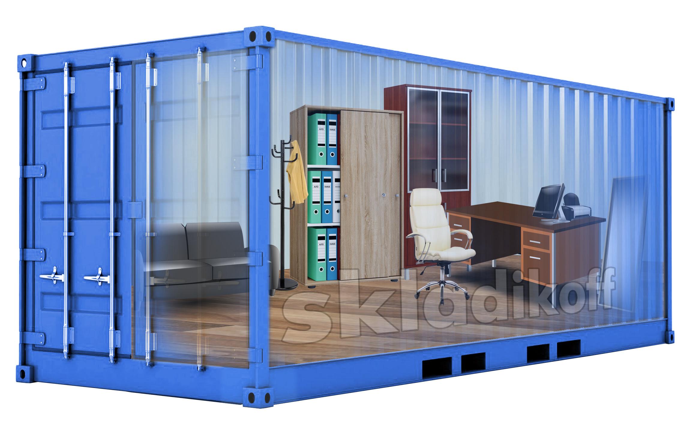офис из контейнеров в Москве