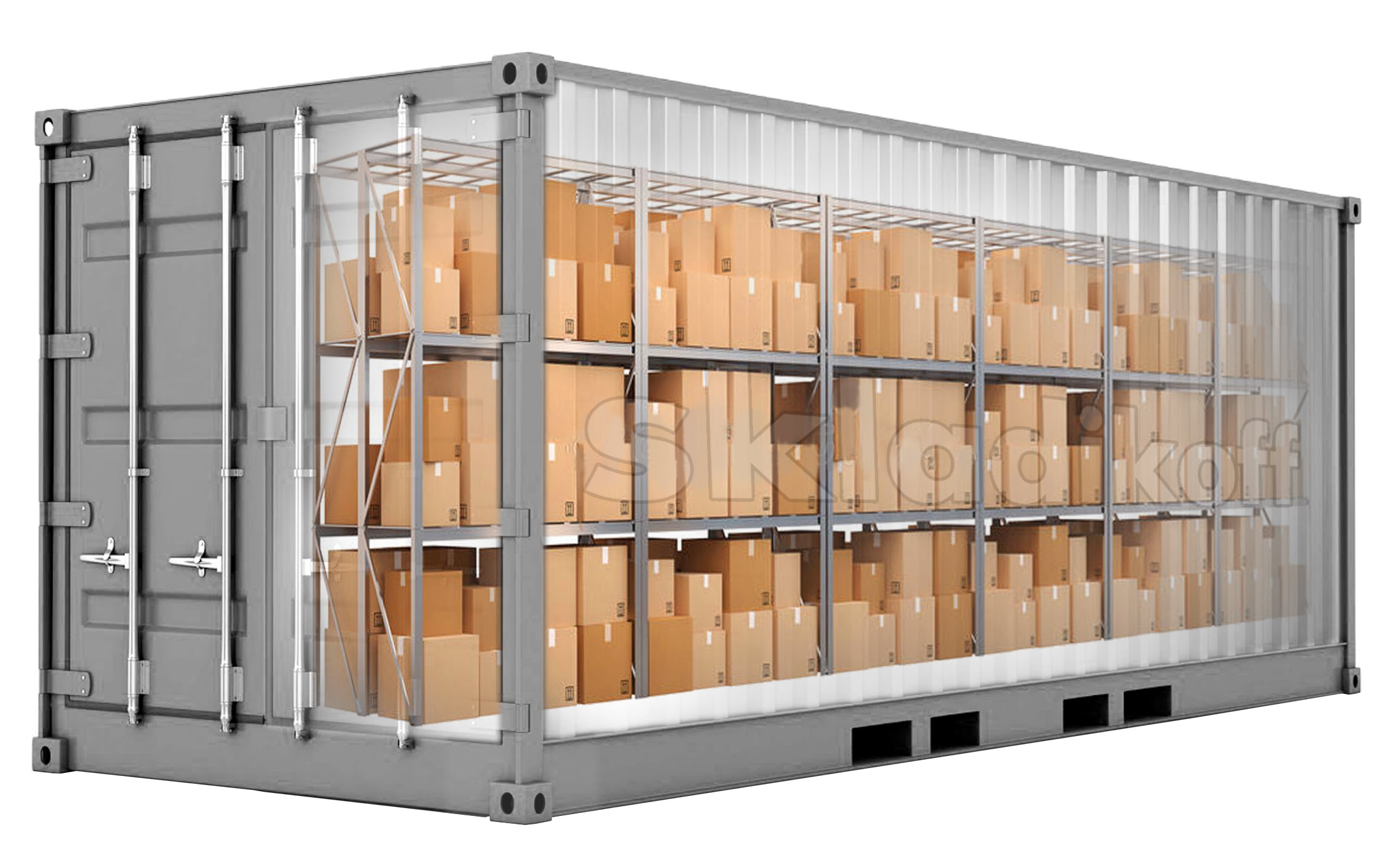 Как выбрать склад контейнер