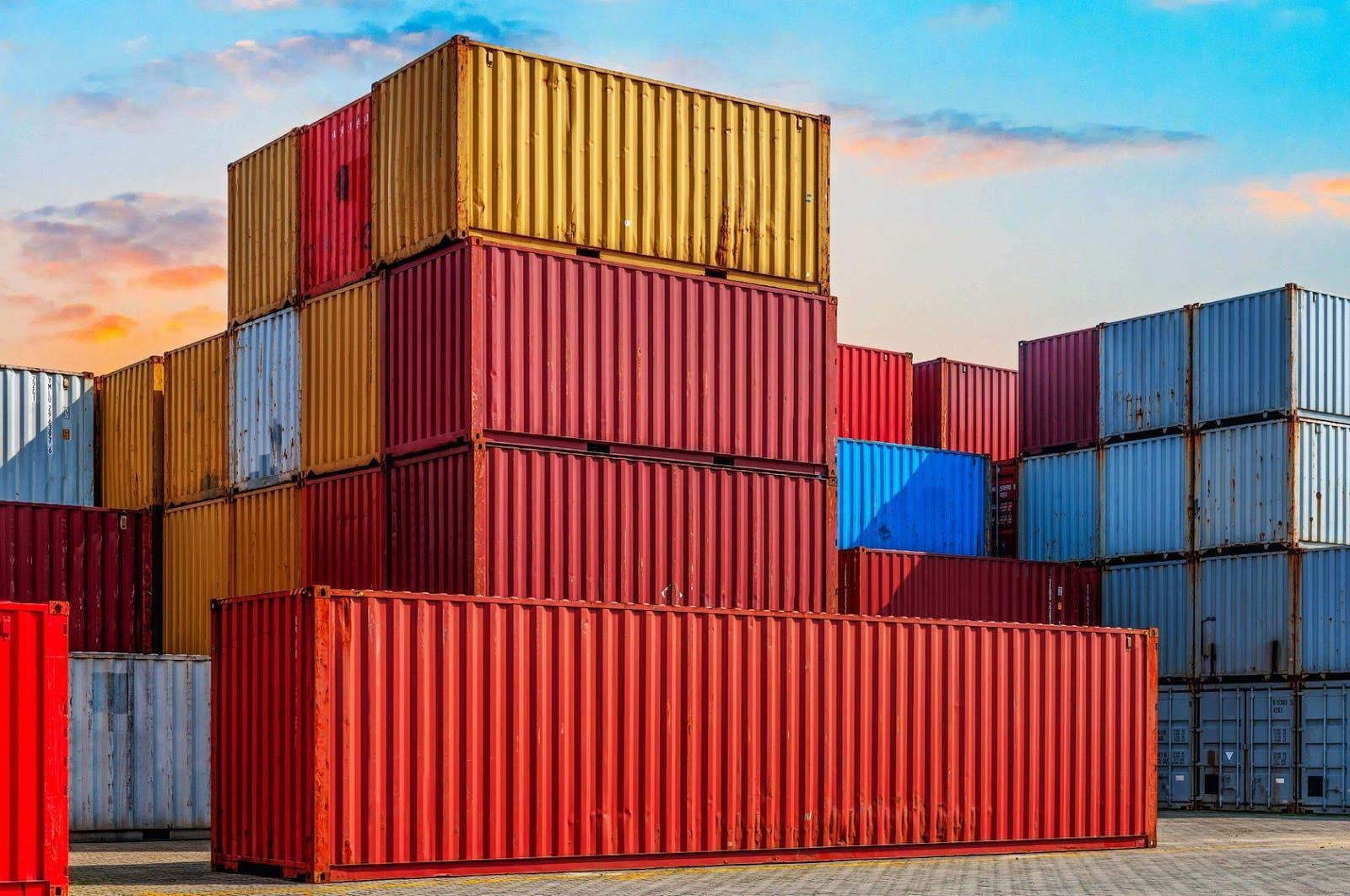 Всё о морских контейнерах